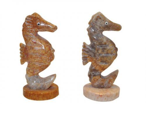 """Marble Sea Horse 3"""""""