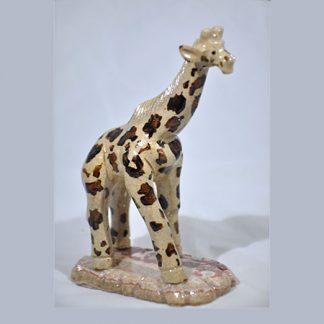 "Marble Giraffe 8"""