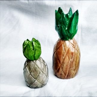 """Marbel Colored Pinaapple 2"""""""